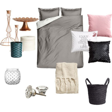 {Mi Casa: Master Bedroom Facelift with H&M Home}