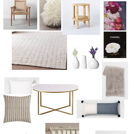 Home Spring Wish List