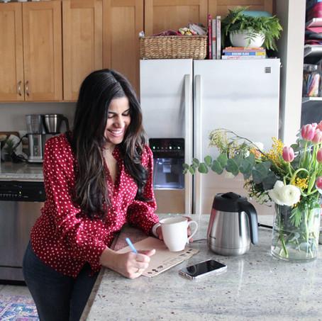Tips That Help Me Meal Plan & Prep