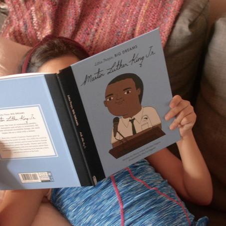 What We Are Reading: 14 MLK Jr Books For Littles