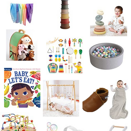 Gifts For Baby & Toddler