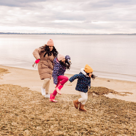 9 Games To Play On Your Next Family Walk