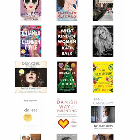 Books I've Listened To Lately