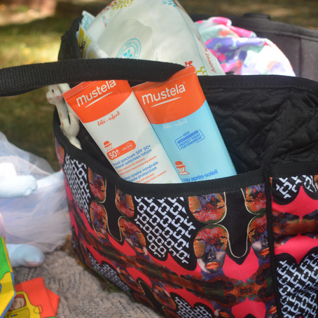 {Savoring the Last of Summer with Mustela}