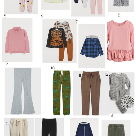 The perfect Loungewear for Kiddos