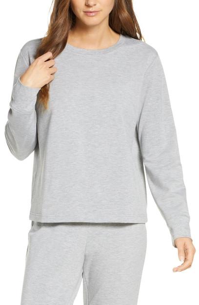 Rachel Parcel Fleece Sweatshirt