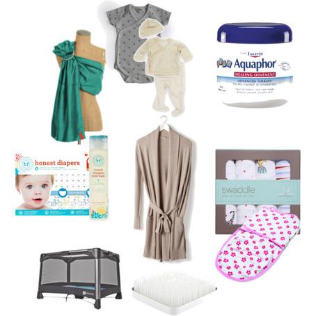 {Baby Shower Gift Round-Up}