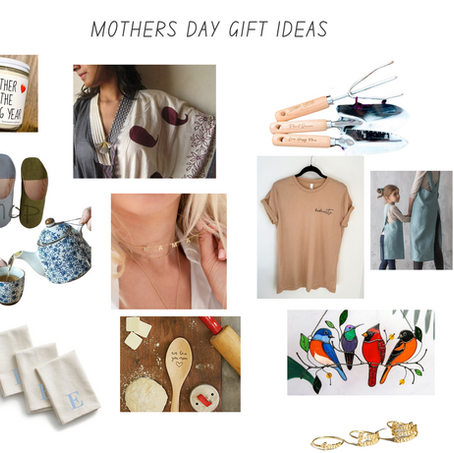Mother's Day - Small Businesses Gift Ideas