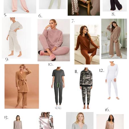 Friday Favorites Loungewear