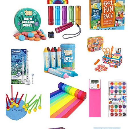 Stocking Stuffers & Small Gifts for Children