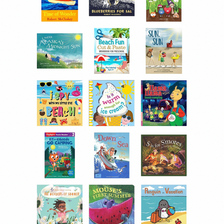 Books: All About Summer