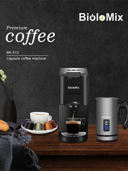 🌟 歐美熱銷🌍 🌟 美國 BioloMix 三合一膠囊咖啡粉多功能咖啡機