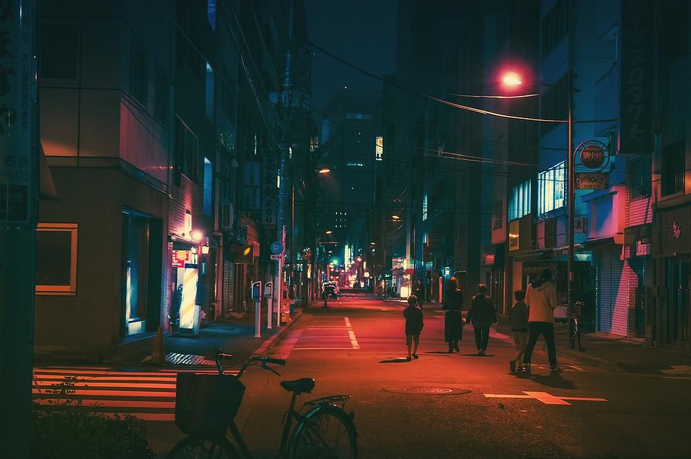 Night Tours in Osaka