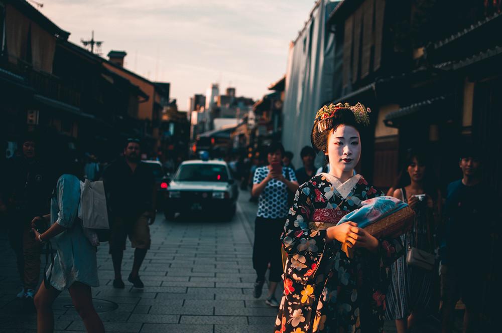 Free Walking Tour Kyoto