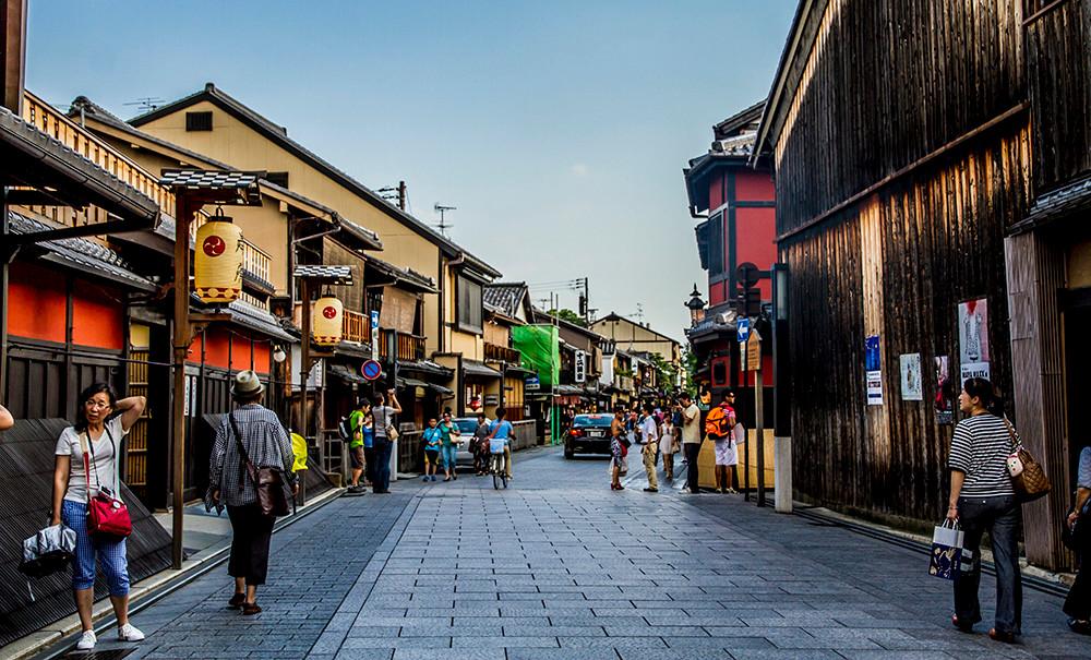 Night Tour Kyoto - Geisha DIstricts