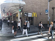 Kyoto Free Walking Tour Meeting Point Mc