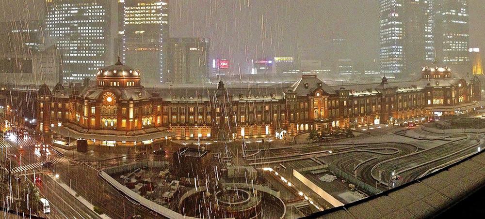 Walking Tours in Tokyo  | Tokyo in Winter