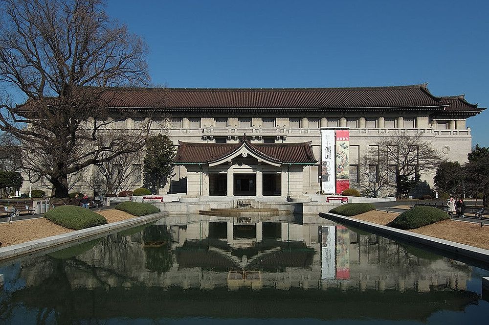 Tokyo National Museum - Visit Tokyo Today