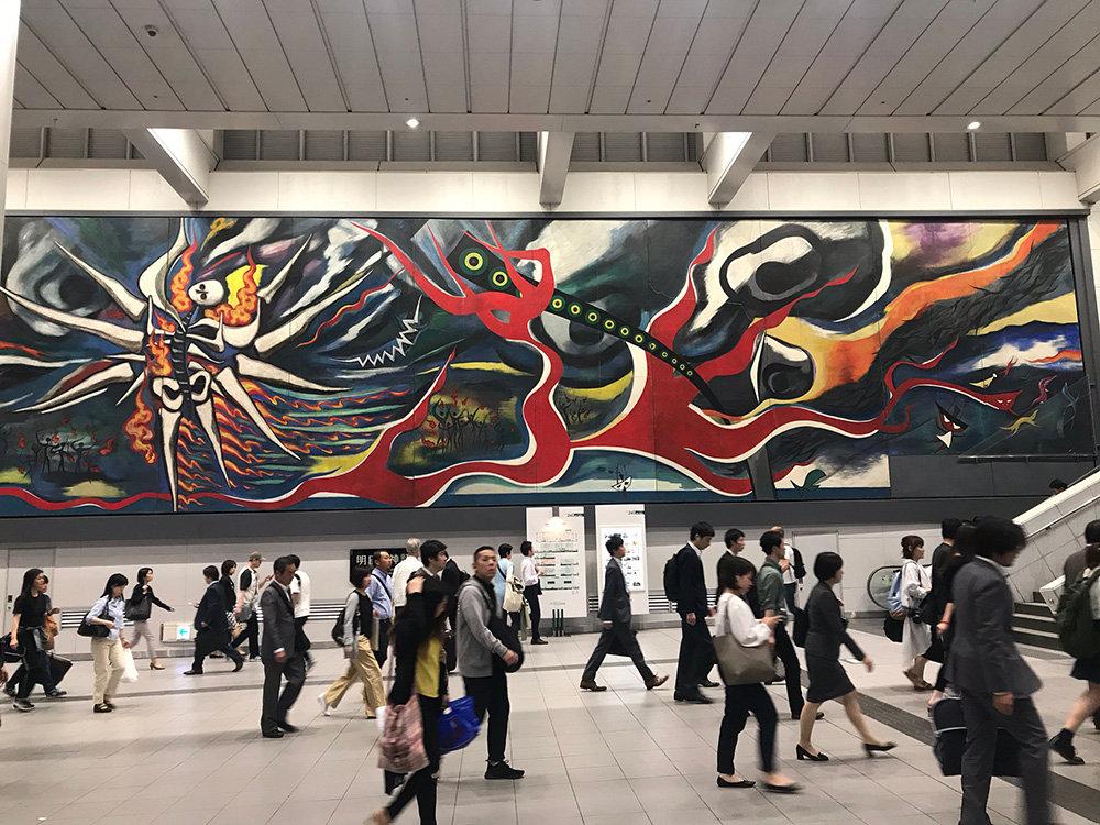 Shibuya Night Walking Tour