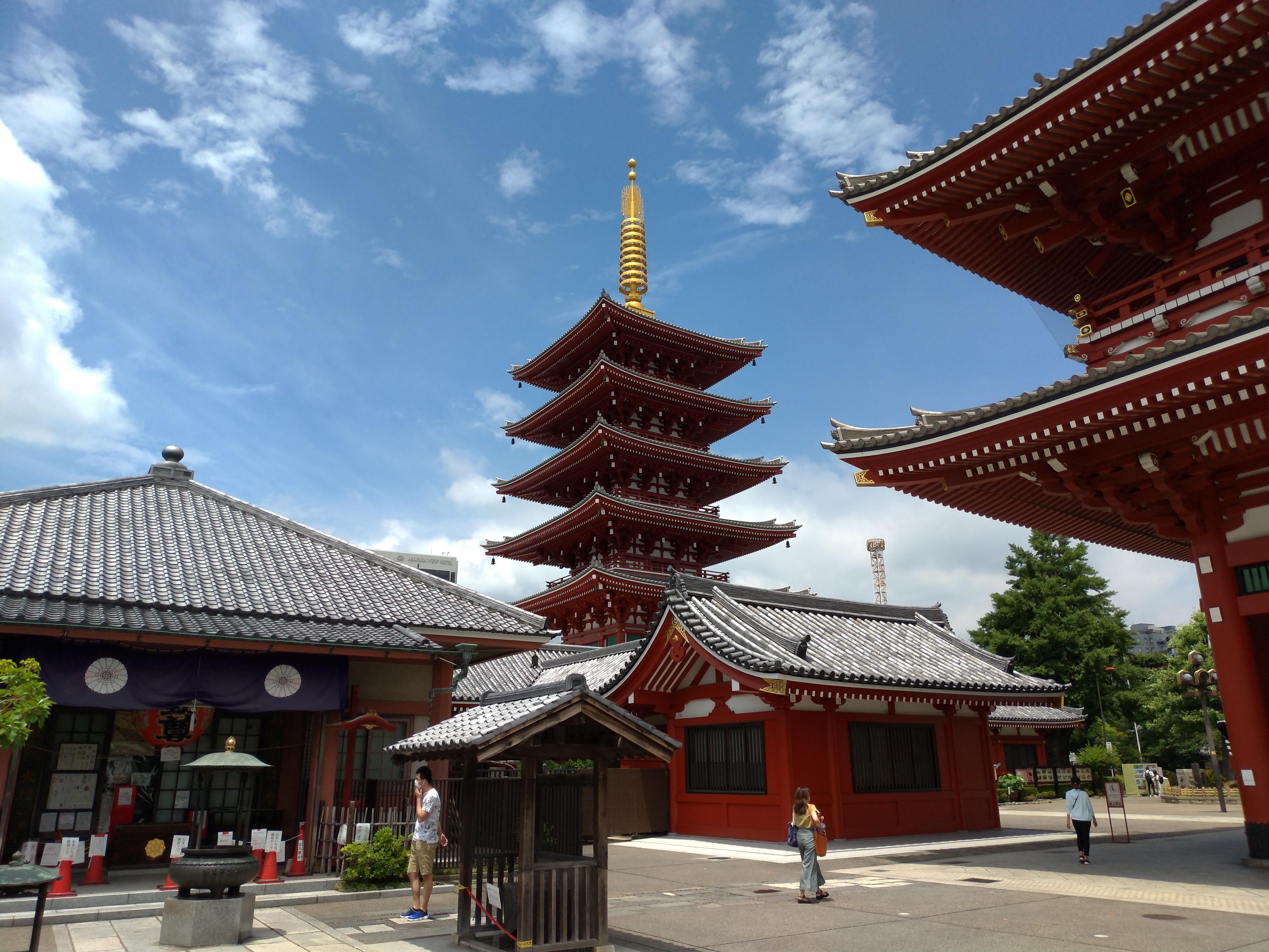Virtual Tour of Tokyo Asakusa