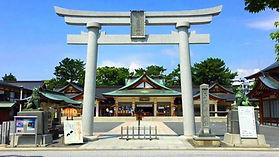 Hiroshima Gokoku-jinja | Walking Tour in Hiroshima