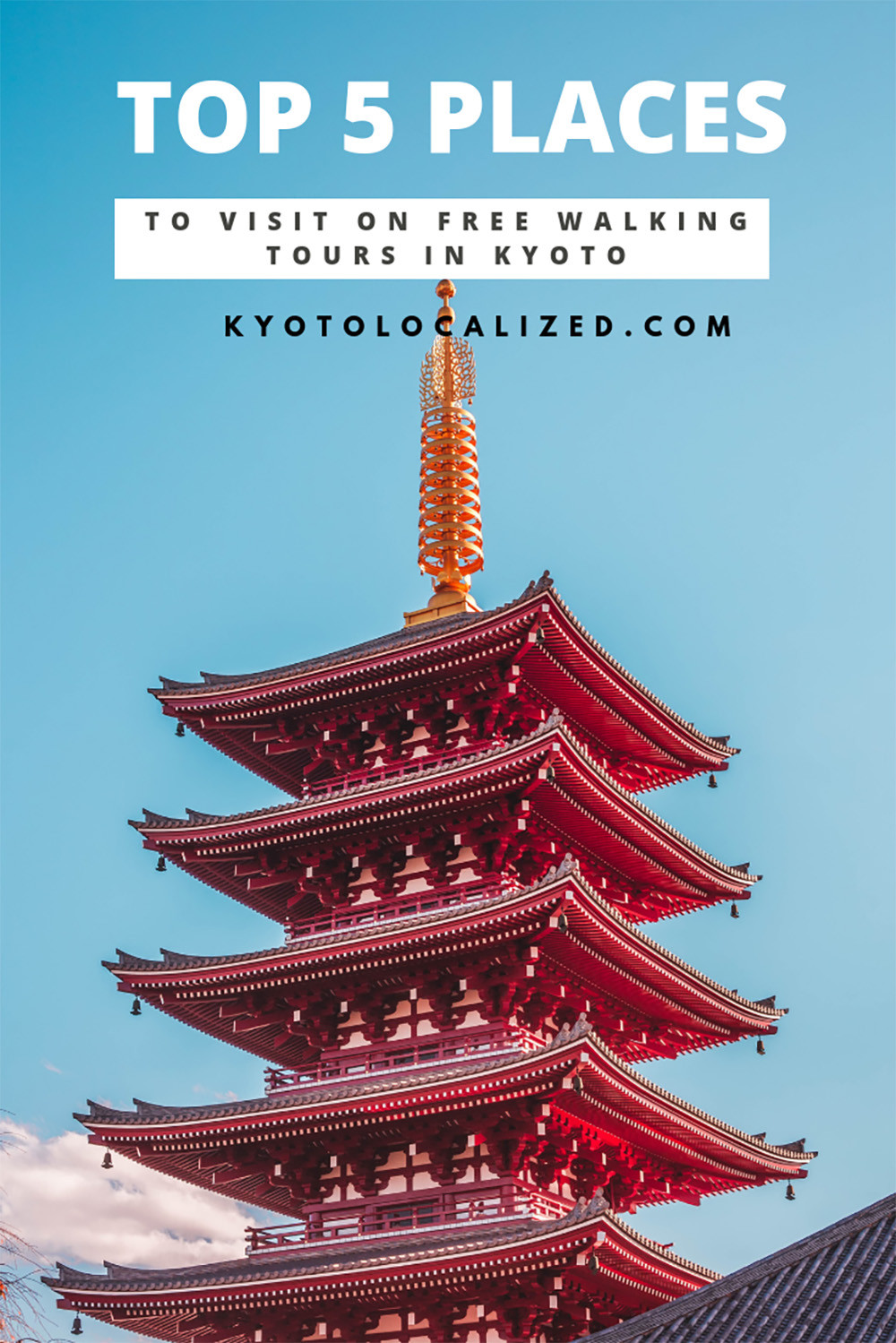 Free Walking Tour in Kyoto