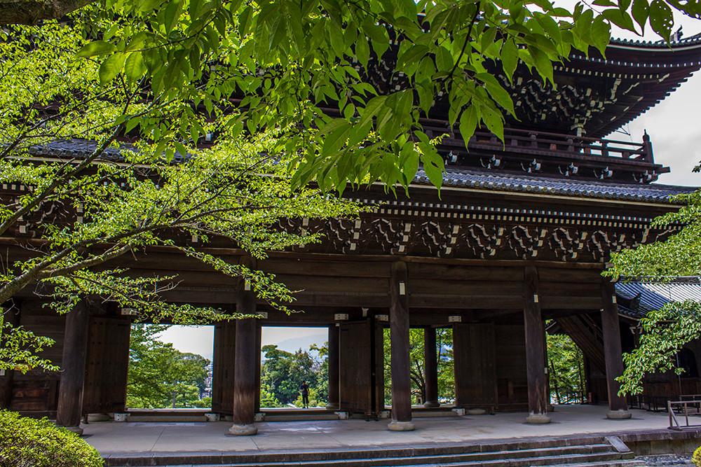 Walking Tour Kyoto - Chion-in samon