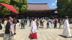 Meiji Jingu (Meiji Shrine)
