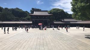 Meiji Jingu Main Hall