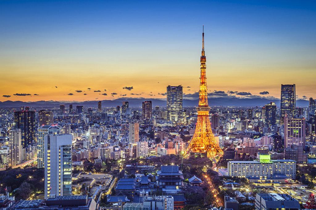 Free Virtual Tour of Tokyo
