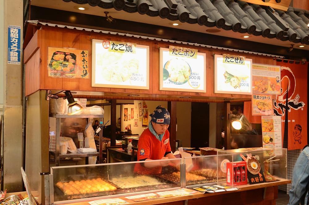 Walking Tours in Osaka | Where To Eat In Osaka