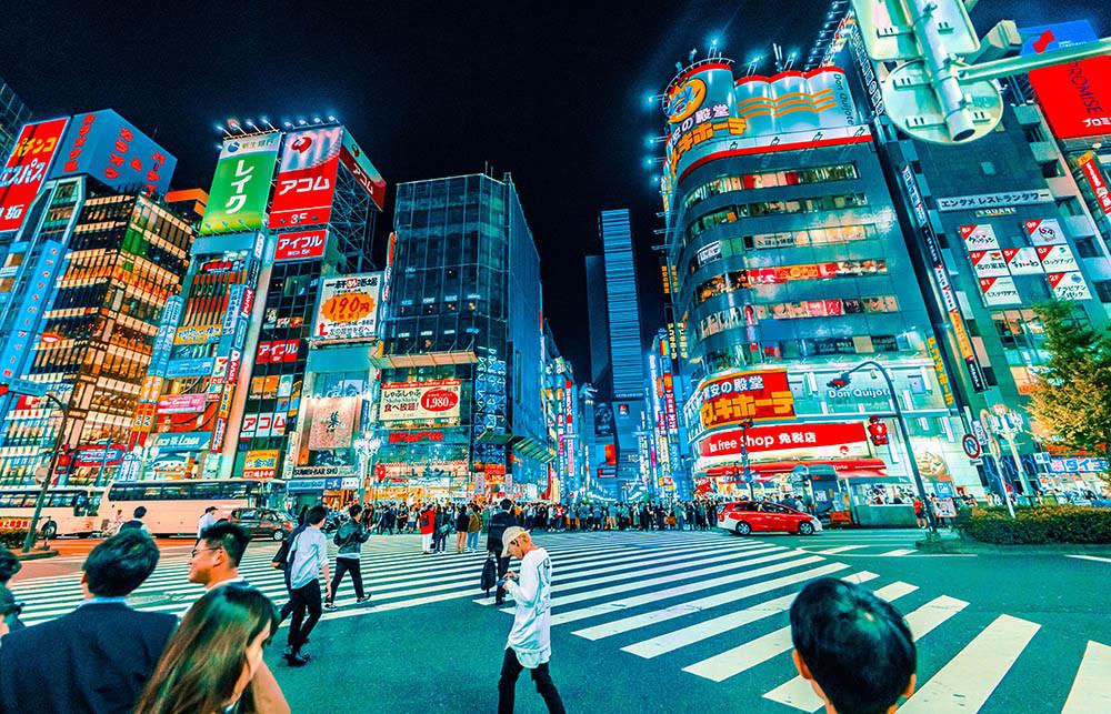 Night Tour Tokyo