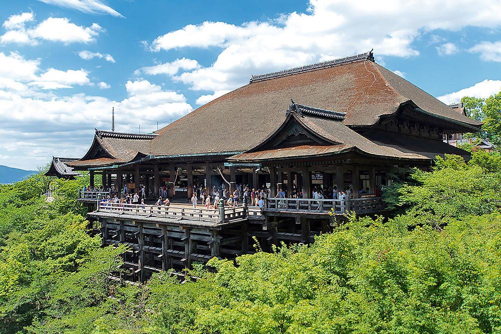 Kiyomizudera Temple - Walking Tour Kyoto