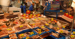 Top 5 Must-Try Food at Tsukiji (Outer) Market