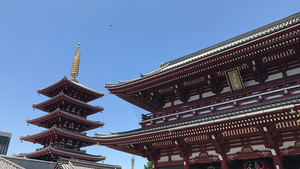 Five Stories Pagoda