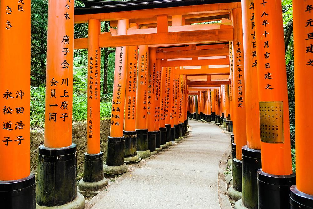 Fushimi Inari Shrine - Walking Tour Kyoto