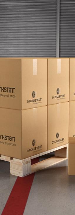 Logistik & Versandlösungen