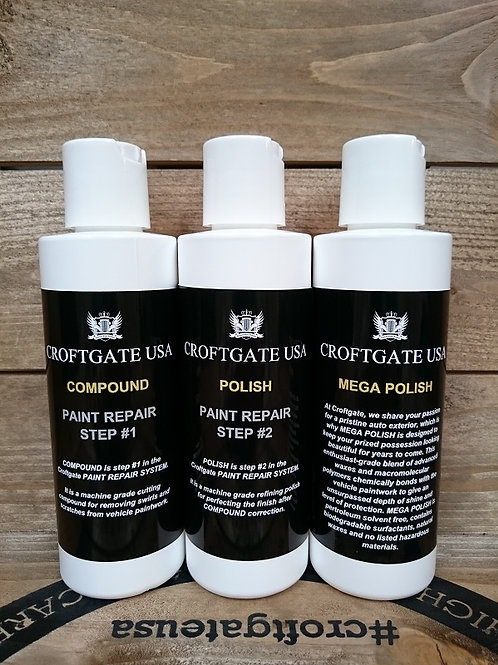 3-step Correction Pack (3x250ml)