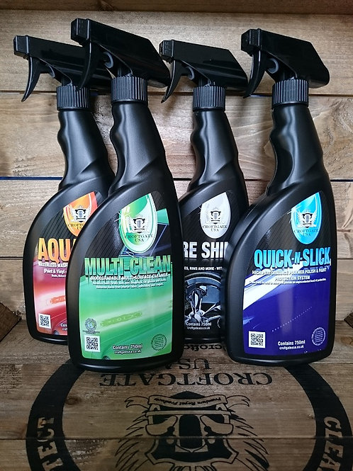 Ultimate Pack (4x750ml)