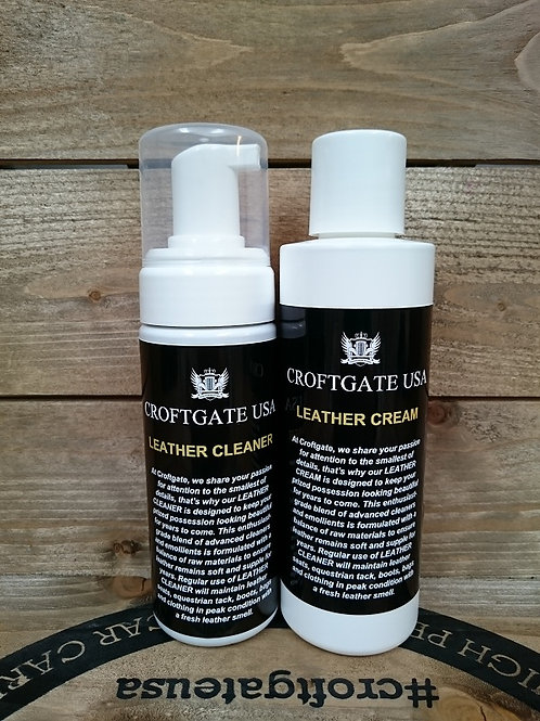Leather Care Pack (150/250ml)