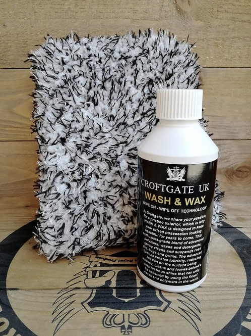 Wash & Wax Packs