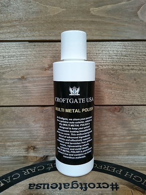 Multi Metal Polish (250ml)