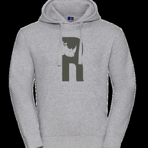 "Grey ""R is For Rangers"" Unisex Hoody"