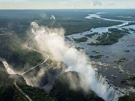 Zambia: Best Time to Visit Victoria Falls
