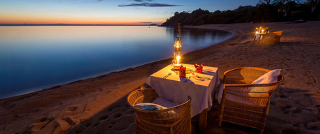 Kaya Mawa Beach dining under the stars.j