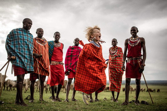 Bring the kids on safari the perfect fam