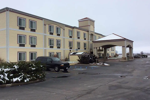OVERNIGHT STAY AT BAYMONT IN, RENSSELAER, IN