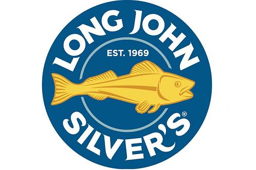 LONG JOHN SILVER'S $10 CERTIFICATE