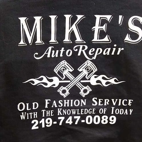 OIL CHANGE CERTIFICATE FOR MIKE AUTO REPAIR IN WOLCOTT