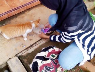 Ella's Feeding Mission in Indonesia